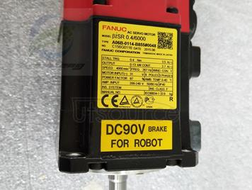 USED Fanuc Motor A06B-0114-B855  TESTED GOOD Condition