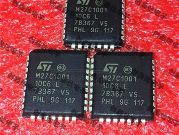 M27C1001-10C6L M27C1001-10C3L 1 Mbit 128K Single Chip Integrated Circuit Memory IC