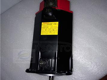 Fanuc A06B-0128-B075 Servo Motor In Good Condition