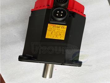 Used Fanuc A06B-0143-B076 Servo Motor In Good Condition
