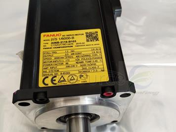 USED FANUC A06B-2116-B103  Servo Motor In Good Condition
