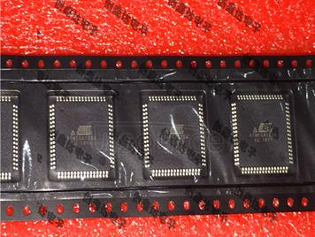 ATMEGA128A-AU 8-bit AVR with 8K bytes of in-system programmable flash integrated circuit IC