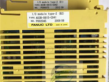 Original A03B-0815-C041 I/O Module