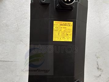 USED Fanuc A06B-0166-B089 Servo motor  In Good Condition