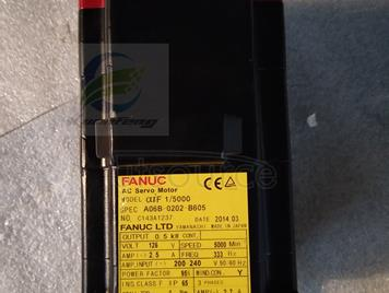 Used Fanuc A06B-0202-B605 In Good Condition