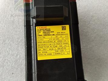 Used Fanuc A06B-0205-B000 Servo Motor In Good Condition