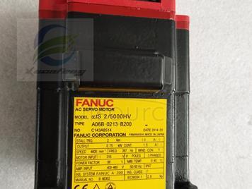 USED FANUC Servo Motor A06B-0213-B200