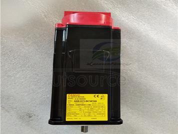 Used Fanuc A06B-0373-B675#7008  A06B-0373-B675   Servo Motor In Good Condition