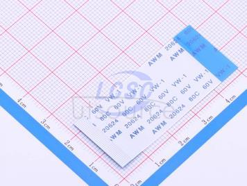 LX FFCCable 40P pitch0.5mm length5CM Reverse(10pcs)