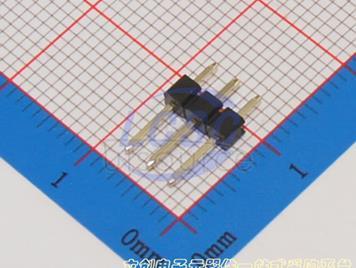 Boom Precision Elec Header 2.54mm 1*3P(50pcs)