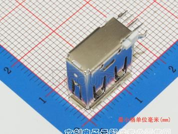 Jing Extension of the Electronic Co. AFSide insert13.65PBTWhite plastic90degree Not high temperature(5pcs)