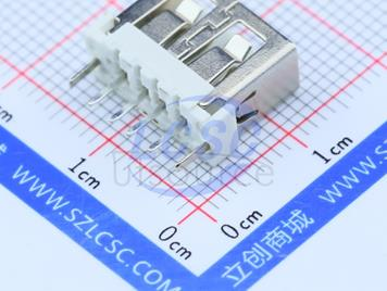 Jing Extension of the Electronic Co. A/F18010.6 PBT White plastic Not high temperature(10pcs)