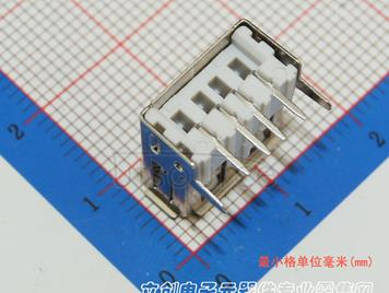 Jing Extension of the Electronic Co. A/F90PBTWhite plastic Reverse Not high temperature(10pcs)
