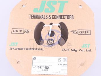 JST Sales America STO-61T-250N(10pcs)