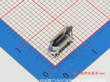 Jing Extension of the Electronic Co. micro 5PBoard5.9There is a column plus welding feet High temperature(10pcs)