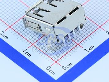 Jing Extension of the Electronic Co. USB A/F90°(14.1)Not high temperature(10pcs)