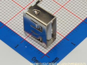 Jing Extension of the Electronic Co. A/F90degree Dparagraph10.6PBTWhite plastic6.2Reverse Not high temperature(5pcs)
