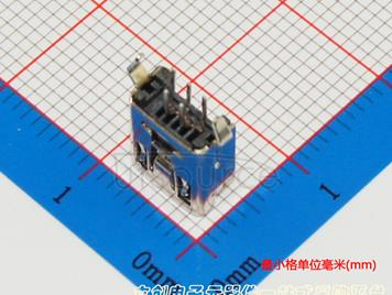 Jing Extension of the Electronic Co. MINI 5PFemale180 Bend foot High temperature(10pcs)