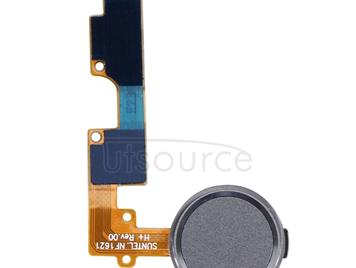 Home Button / Fingerprint Button / Power Button Flex Cable for LG V20(Grey)