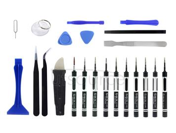 JF-8137 22 in 1 Multi-model Available Metal + Plastic Repair Tool Kit