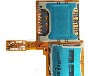 SIM Card Holder Flex Cable Ribbon for Galaxy Note 3 Neo / N7505