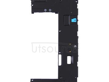Back Plate Housing Camera Lens Panel for BlackBerry Z10 (-4 Version)