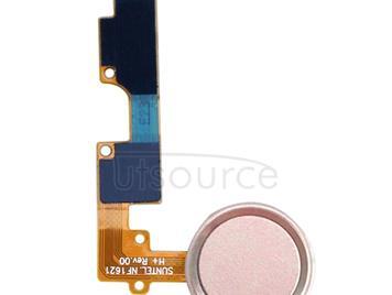for LG V20 Home Button / Fingerprint Button / Power Button Flex Cable(Rose Gold)