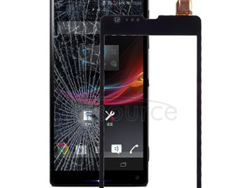 Touch Panel Part for Sony Xperia SP / M35h(Black)