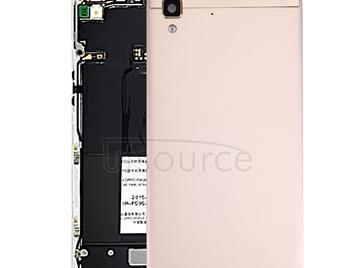 OPPO R7 Battery Back Cover(Gold)