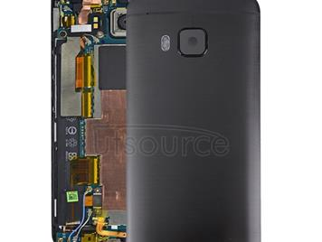 Back Housing Cover for HTC One M9(Black)