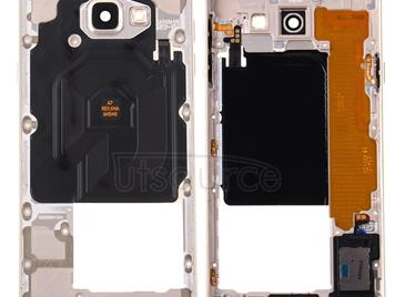 for Galaxy A7 (2016) / A7100 Middle Frame Bezel(Gold)