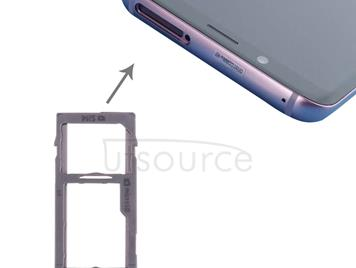 SIM & Micro SD Card Tray for Galaxy S9+ / S9(Blue)