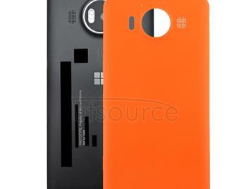 Battery Back Cover for Microsoft Lumia 950 (Orange)