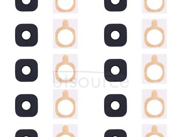 10 PCS Back Camera Lens Cover with Sticker for Galaxy S6 Edge + / G9280