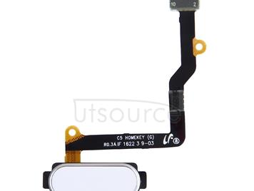 Home Button for Galaxy C5 / C5000(White)