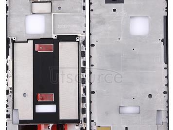 Huawei Mate S Front Housing LCD Frame Bezel Plate(Black)