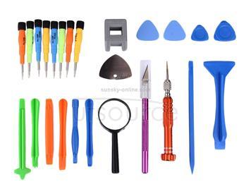 25 in 1 Professional Screwdriver Repair Open Tool Kit for Mobile Phones
