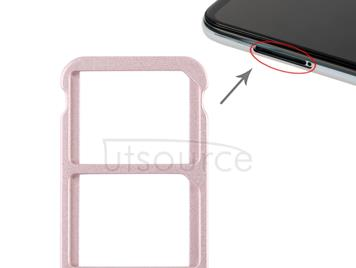 SIM Card Tray + SIM Card Tray for Huawei P20 Pro (Pink)