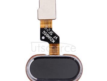 Fingerprint Sensor Flex Cable for Meizu M3s / Meilan 3s(Black)