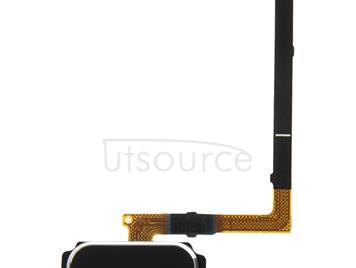 Home Button Flex Cable with Fingerprint Identification  for Galaxy S6 / G920F(Black)