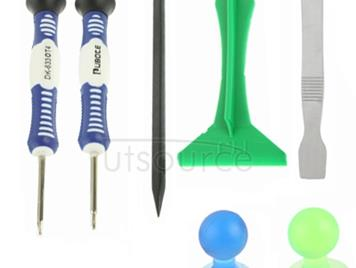 8 in 1 Special Opening Tools Sets for iPhone 6 & 6 Plus / iPhone 5 / iPhone 4 & 4S