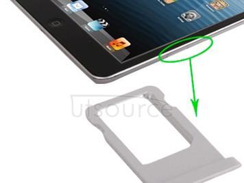 Original Version SIM Card Tray Bracket for iPad mini (WLAN + Celluar Version) (Silver)