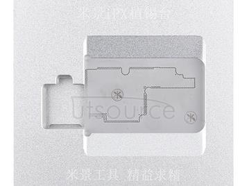 Mainboard BGA Reballing Fixture Circuit Board Repair Platform for iPhone X
