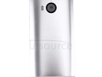 M9+ Back Housing Cover for HTC One(Silver)