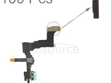100 PCS Original Cotton Block for iPhone 5S Front Camera