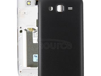 Battery Back Cover for Galaxy Grand 2 / G7102 (Black)