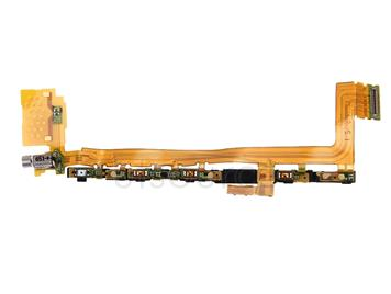 Power Button Flex Cable  for Sony Xperia Z5 5.5 inch