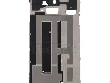 Front Housing LCD Frame Bezel Plate  for Galaxy Note 4 / N910F