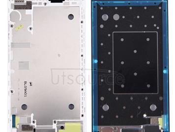 Huawei Honor 4A Front Housing LCD Frame Bezel Plate(White)