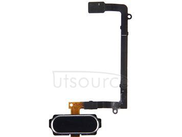 Home Button  for Galaxy S6 Edge / G925(Black)